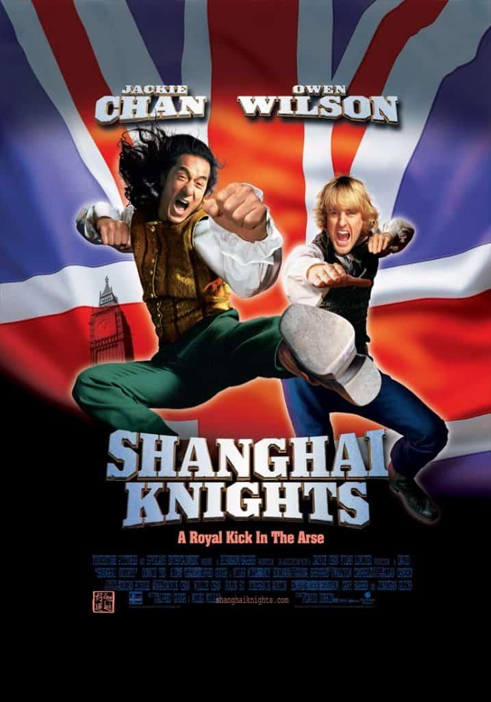 Shanghai Knights คู่ใหญ่ฟัดทลายโลก