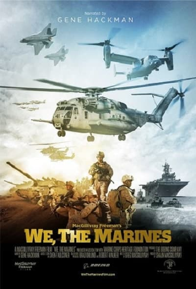 We The Marines