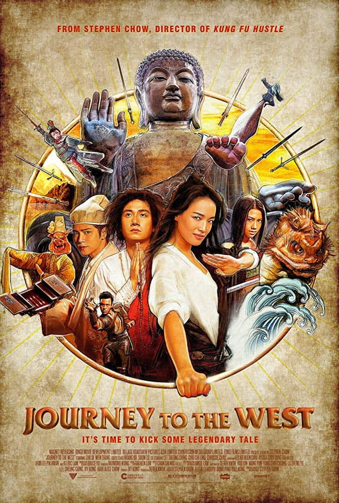 Journey to the West Conquering the Demons (2013)