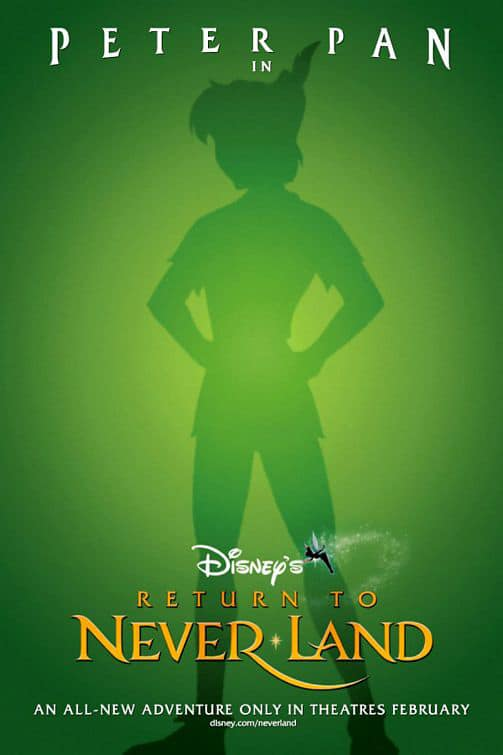 Peter Pan 2 Return to Neverland