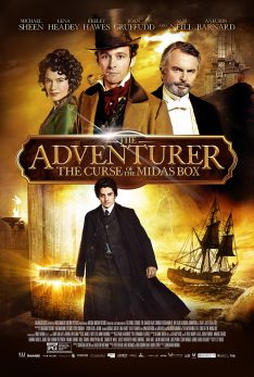 The Adventurer The Curse of the Midas Box (2013)