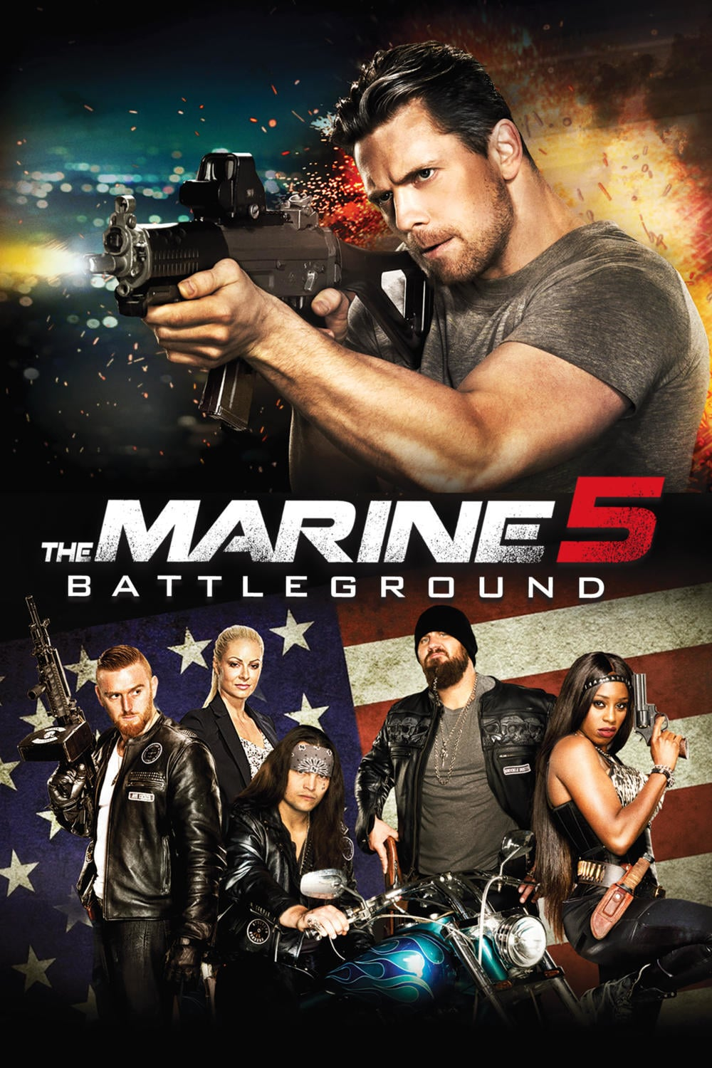 The Marine 5 Battleground