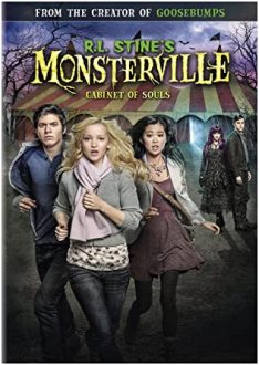 R L Stine's Monsterville Cabinet of Souls