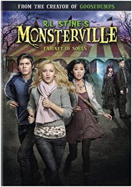 R L Stine's Monsterville Cabinet of Souls