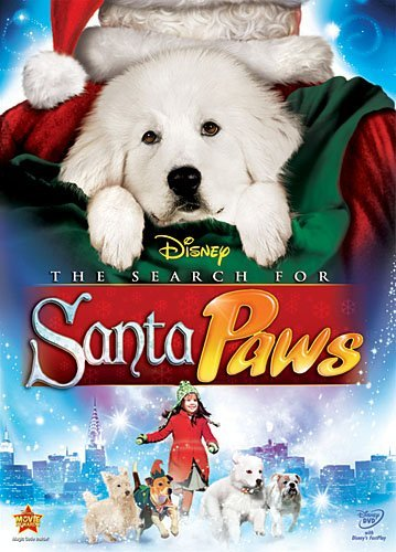 The Search for Santa Paws 1